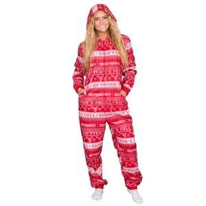 Christmas Vacation Shitter's Full Pajama BodySuit